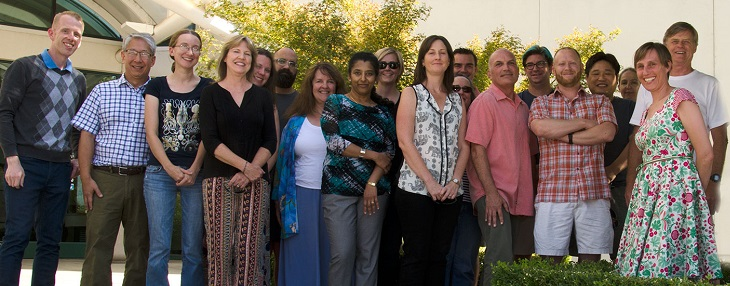 Fall 2016 Faculty at Retreat