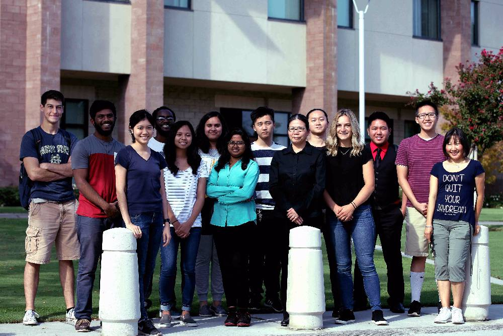 Chen Research Group 2017-1