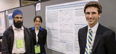 students at the Anaheim ACS Meeting