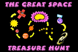 The Great Space Treasure Hunt