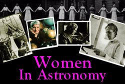 Women in Astronomy