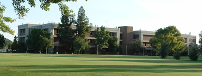 The Science Building from the South