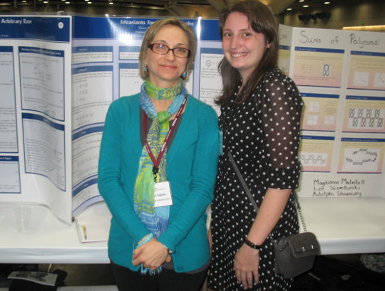 Poster - Jennifer and Dr. Caprau