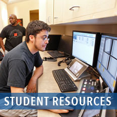 Student Resources Button